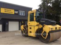 Equipment photo BOMAG BW174 COMPACTOREN 1
