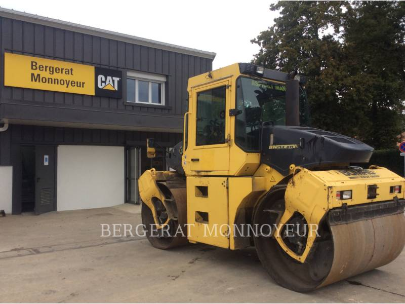 BOMAG COMPACTORS BW174 equipment  photo 1