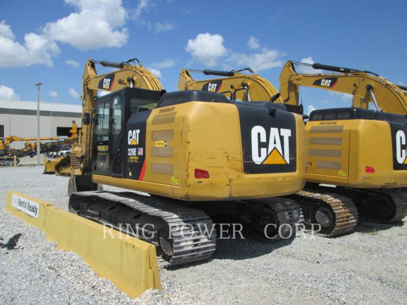 CATERPILLAR TRACK EXCAVATORS 320ELLONG equipment  photo 4