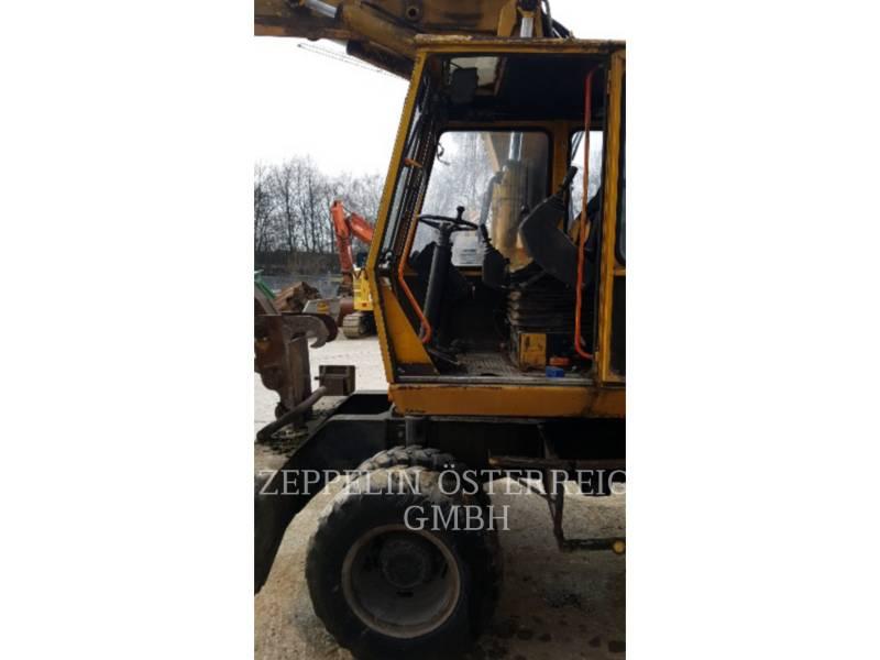 SENNEBOGEN WHEEL EXCAVATORS SM 15 equipment  photo 3