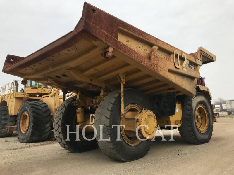 CATERPILLAR MINING OFF HIGHWAY TRUCK 777F equipment  photo 4