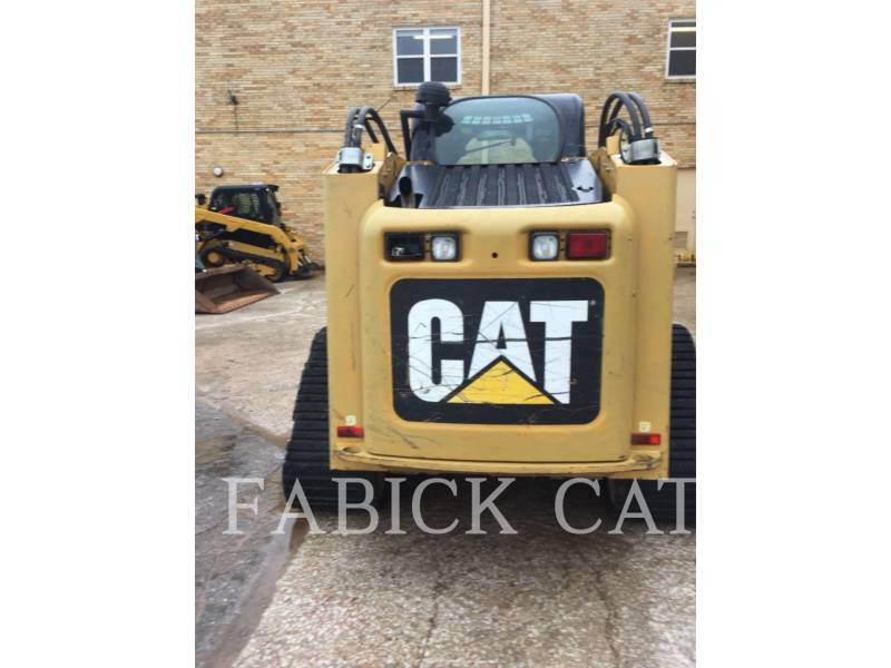CATERPILLAR MULTI TERRAIN LOADERS 277C equipment  photo 5