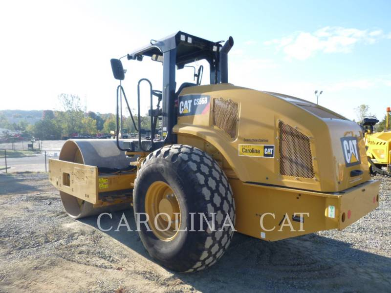CATERPILLAR 振動タンデム・ローラ CS56B equipment  photo 2