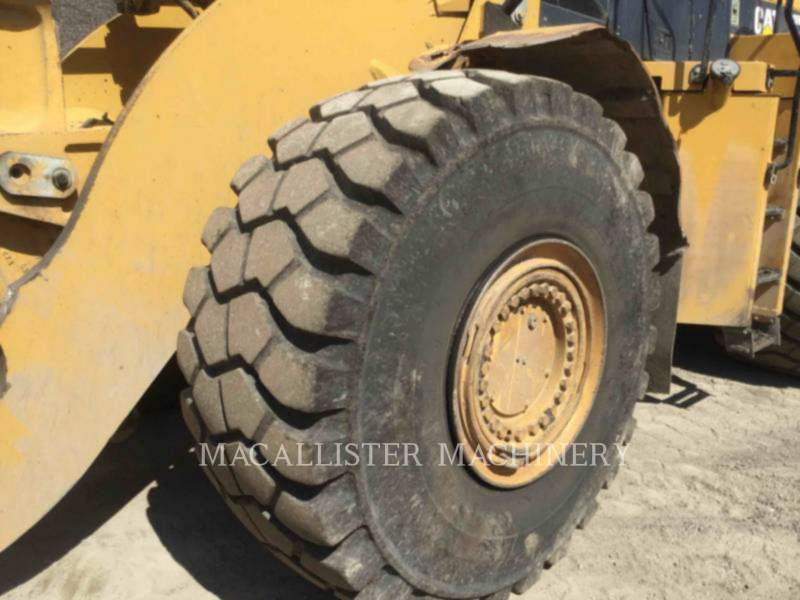 CATERPILLAR CARGADORES DE RUEDAS 980H equipment  photo 8