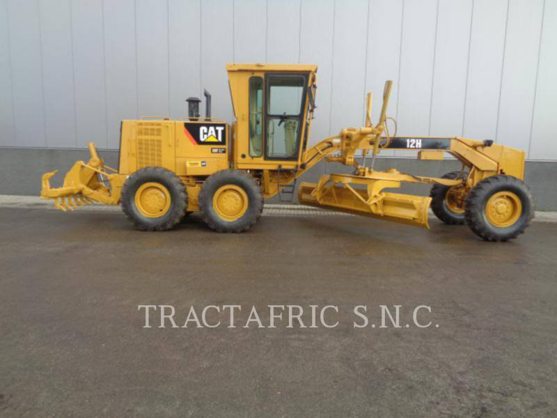 CATERPILLAR MOTONIVELADORAS 12 H equipment  photo 5