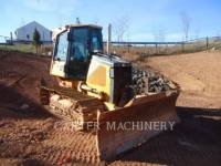 Equipment photo DEERE & CO. DER 450J KETTENDOZER 1