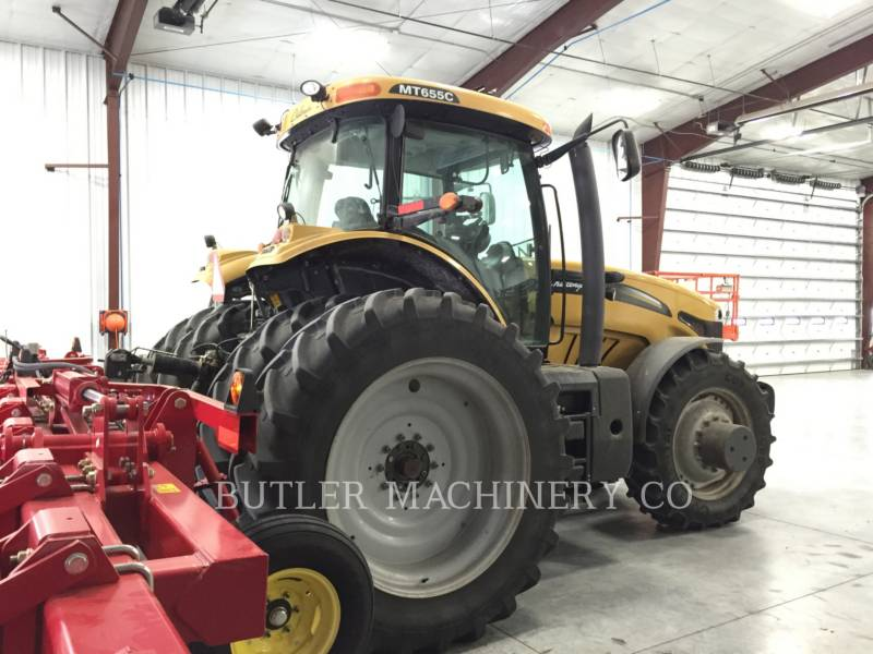 AGCO-CHALLENGER LANDWIRTSCHAFTSTRAKTOREN MT655C equipment  photo 5