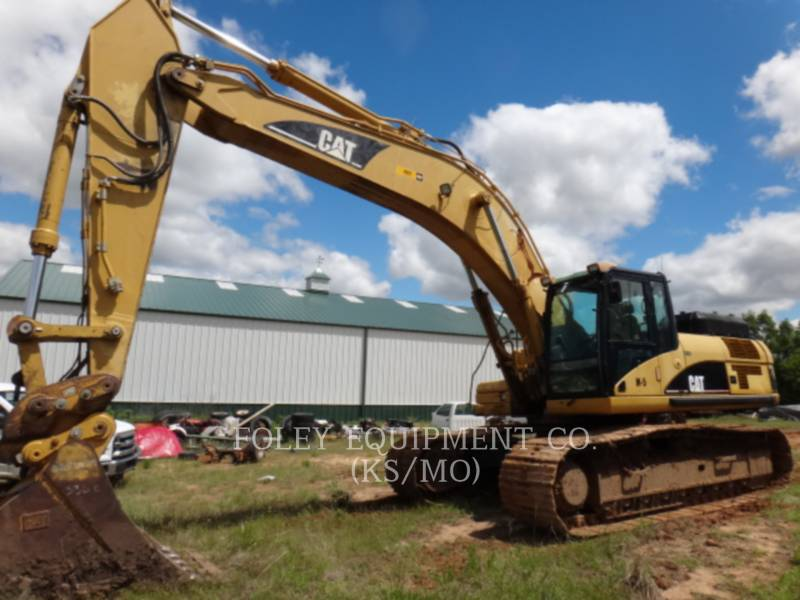 CATERPILLAR TRACK EXCAVATORS 330DL equipment  photo 1
