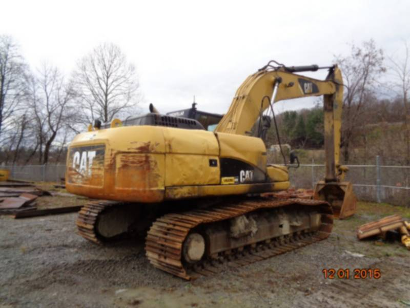 CATERPILLAR トラック油圧ショベル 329DL equipment  photo 3