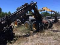 PONSSE FORESTRY - FELLER BUNCHERS - WHEEL ERGO HS16 equipment  photo 11