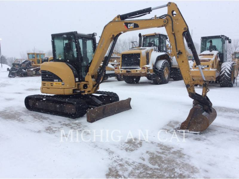 CATERPILLAR TRACK EXCAVATORS 305CCR AQ equipment  photo 1