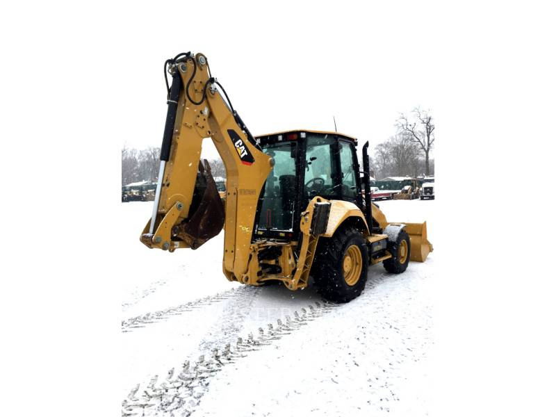 CATERPILLAR BACKHOE LOADERS 420 F 2 equipment  photo 3