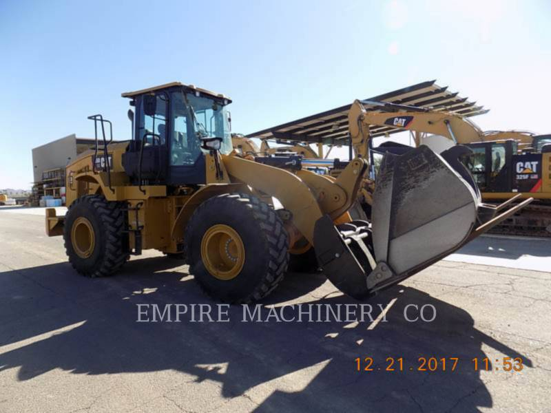 CATERPILLAR WHEEL LOADERS/INTEGRATED TOOLCARRIERS 950GC FC equipment  photo 1