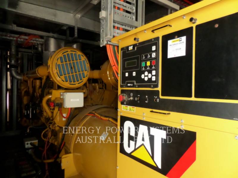 CATERPILLAR STROMERZEUGER 3516B equipment  photo 11