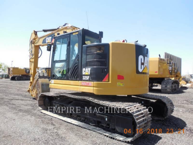 CATERPILLAR EXCAVADORAS DE CADENAS 325F LCR P equipment  photo 3
