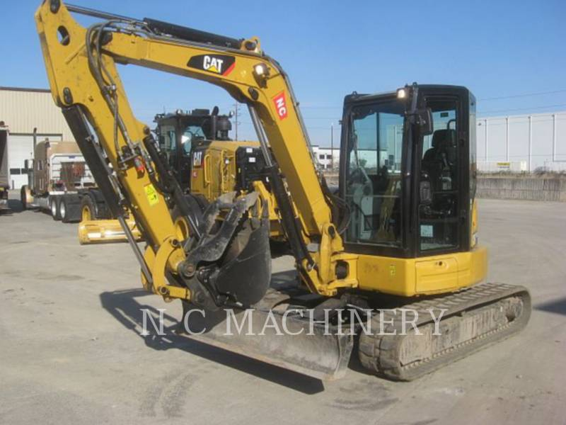 CATERPILLAR KETTEN-HYDRAULIKBAGGER 305E2 CRCB equipment  photo 1