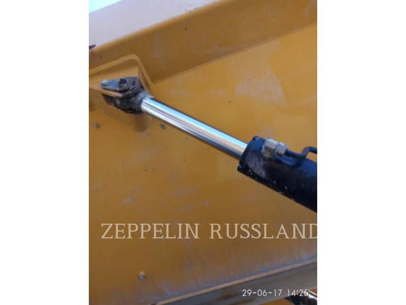 CATERPILLAR KNICKGELENKTE MULDENKIPPER 730 equipment  photo 24