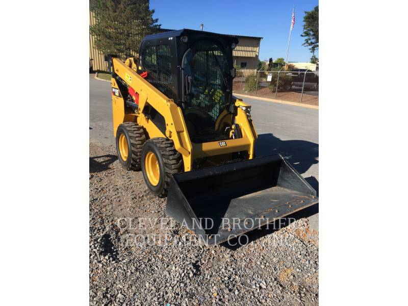 CATERPILLAR MINICARGADORAS 232D equipment  photo 1