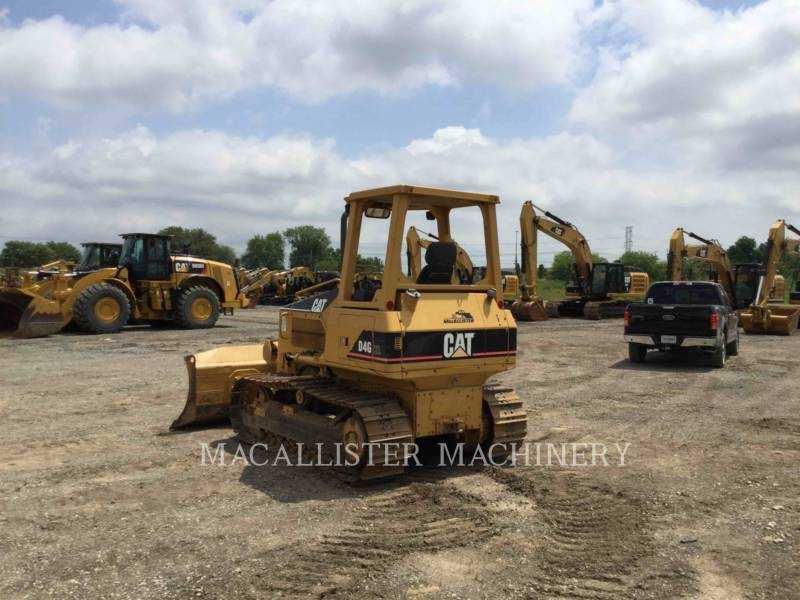 CATERPILLAR TRATTORI CINGOLATI D4GXL equipment  photo 3