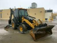 CATERPILLAR BAGGERLADER 420EIT equipment  photo 2
