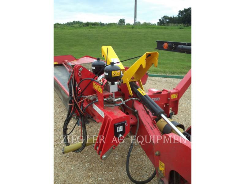 MASSEY FERGUSON AG HAY EQUIPMENT MF1398 equipment  photo 7