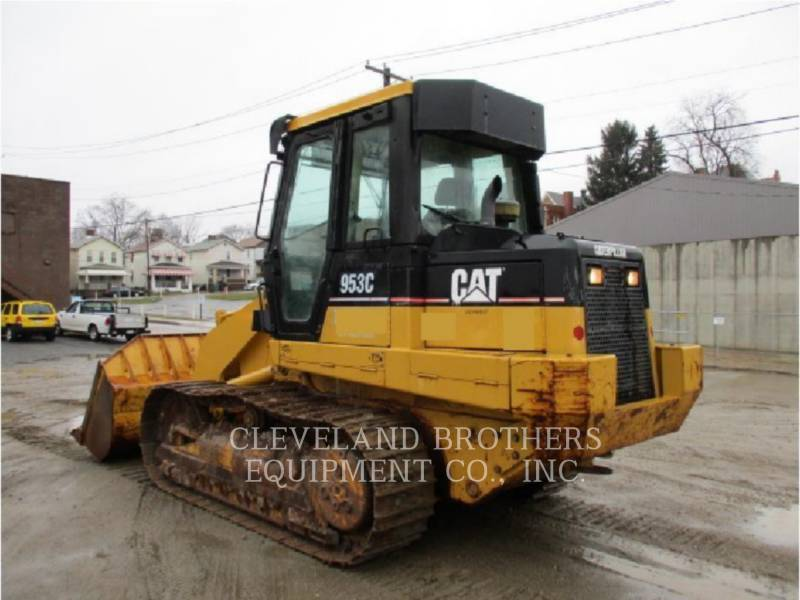 CATERPILLAR KETTENLADER 953C equipment  photo 3