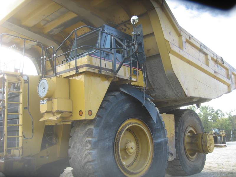 CATERPILLAR MINING OFF HIGHWAY TRUCK 789C equipment  photo 4