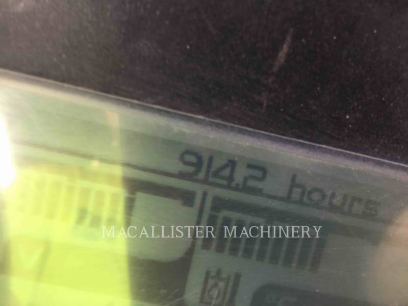 CATERPILLAR COMPATTATORE A SINGOLO TAMBURO VIBRANTE TASSELLATO CP56B equipment  photo 21