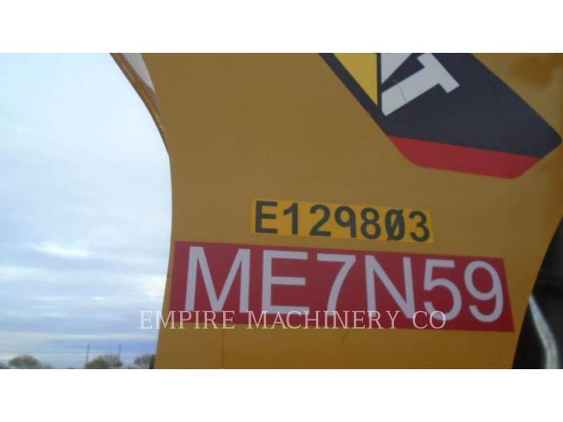 CATERPILLAR BAGGERLADER 420F 4EC P equipment  photo 4