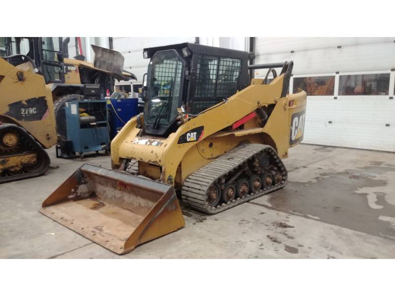 CATERPILLAR CARGADORES MULTITERRENO 257B3 equipment  photo 2