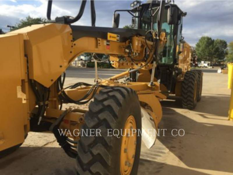 CATERPILLAR NIVELEUSES 140M3AWD equipment  photo 2