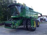 Equipment photo JOHN DEERE S690 COMBINES 1