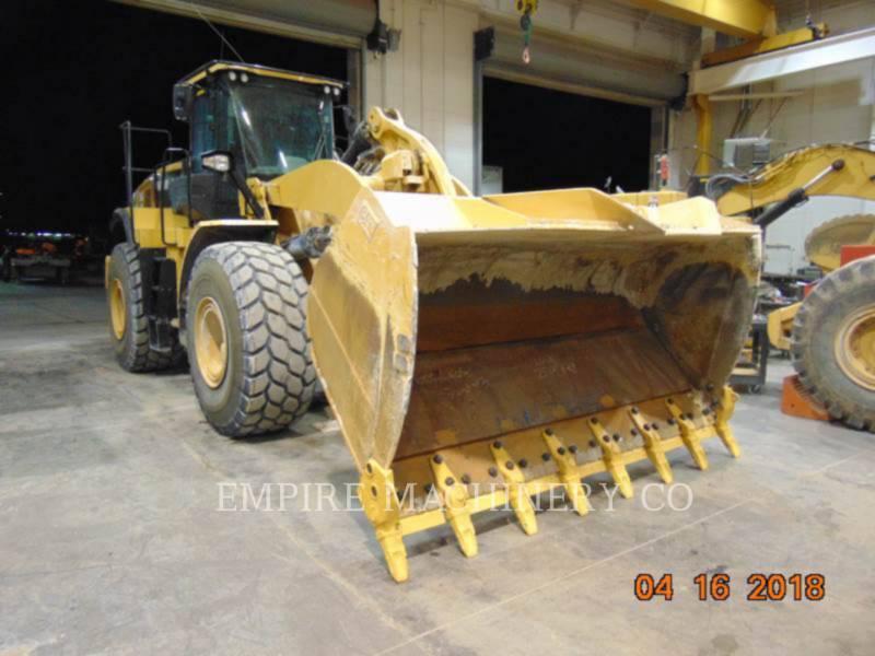 CATERPILLAR CARGADORES DE RUEDAS 966M equipment  photo 1