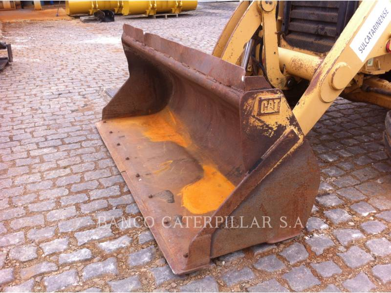 CATERPILLAR BAGGERLADER 416EST equipment  photo 9
