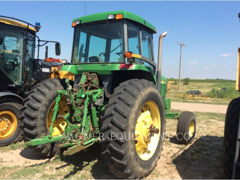 JOHN DEERE AG TRACTORS 7610 equipment  photo 2