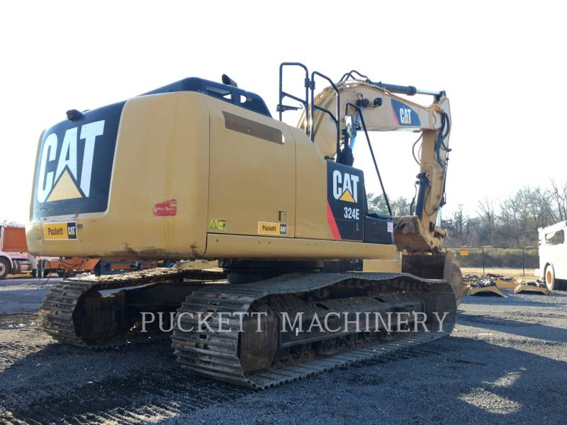 CATERPILLAR EXCAVADORAS DE CADENAS 324EL equipment  photo 4