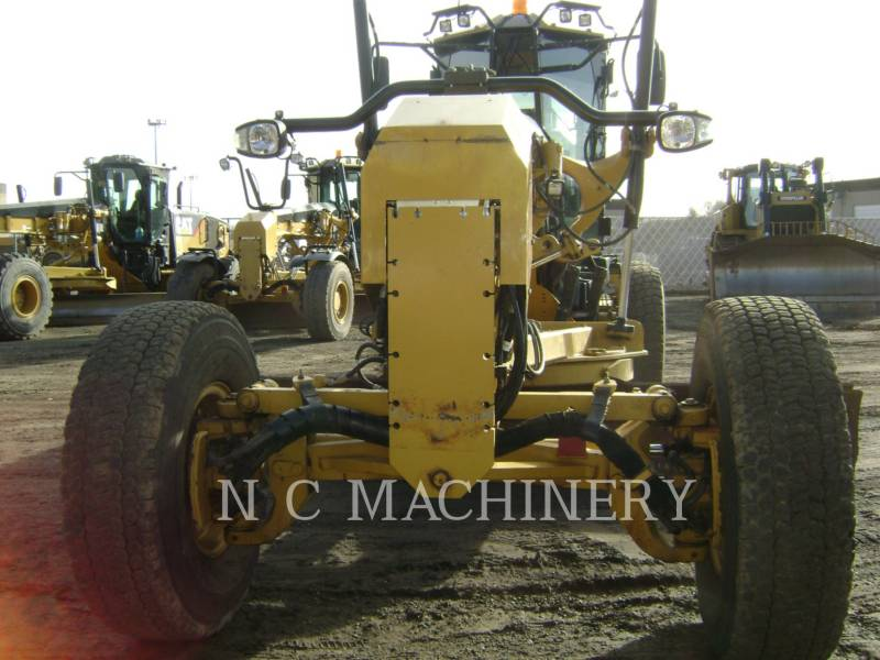 CATERPILLAR RÓWNIARKI SAMOBIEŻNE 140M2 AWD equipment  photo 10