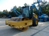 CATERPILLAR TANDEMVIBRATIONSWALZE, ASPHALT CS66BCAB equipment  photo 1