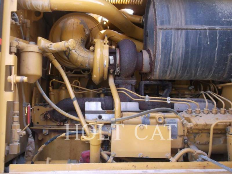 CATERPILLAR NIVELEUSES 140H equipment  photo 15