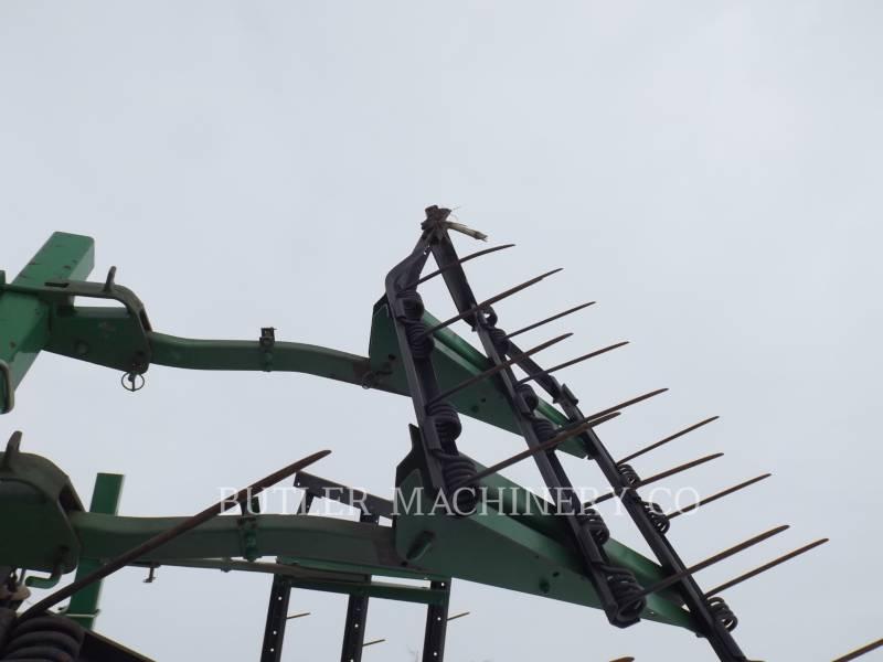 DEERE & CO. AG TILLAGE EQUIPMENT 637 equipment  photo 11