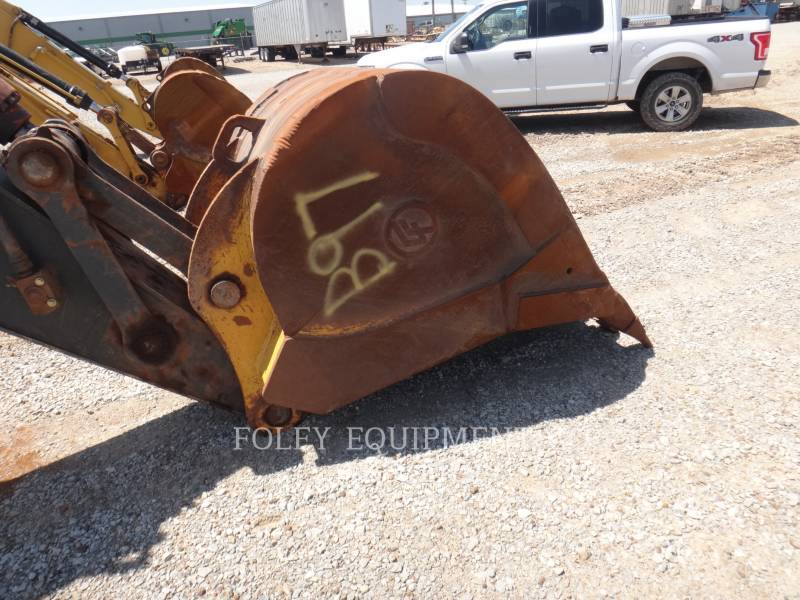 DEERE & CO. TRACK EXCAVATORS 350D equipment  photo 10