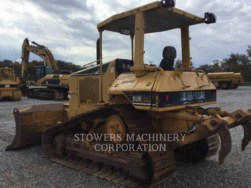 CATERPILLAR KETTENDOZER D5NXL equipment  photo 5