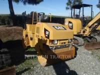 CATERPILLAR COMPACTEURS TANDEMS VIBRANTS CB24 equipment  photo 5