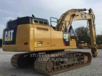 CATERPILLAR KETTEN-HYDRAULIKBAGGER 349F equipment  photo 3