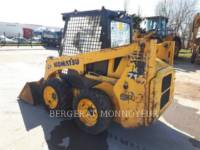 KOMATSU CHARGEURS COMPACTS RIGIDES SK714 equipment  photo 3