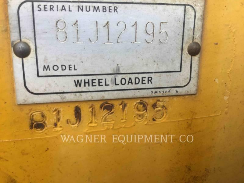 CATERPILLAR ホイール・ローダ/インテグレーテッド・ツールキャリヤ 950 equipment  photo 9