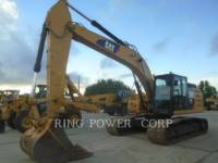 Equipment photo Caterpillar 326FL EXCAVATOARE PE ŞENILE 1