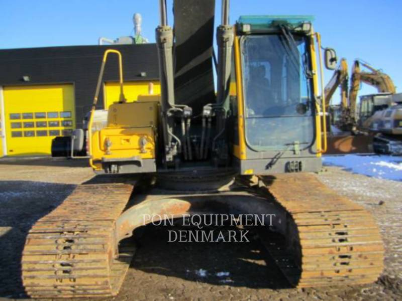 VOLVO CONSTRUCTION EQUIPMENT TRACK EXCAVATORS EC240BLC equipment  photo 8