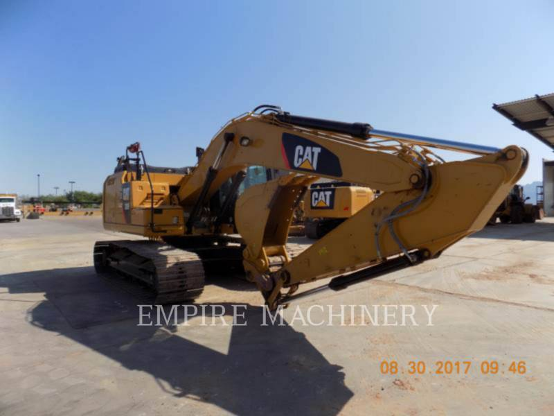 CATERPILLAR ESCAVATORI CINGOLATI 320FL equipment  photo 1