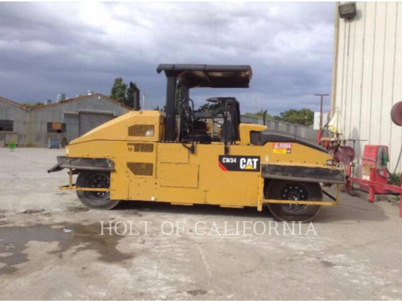CATERPILLAR COMPACTEURS SUR PNEUS CW34 equipment  photo 4